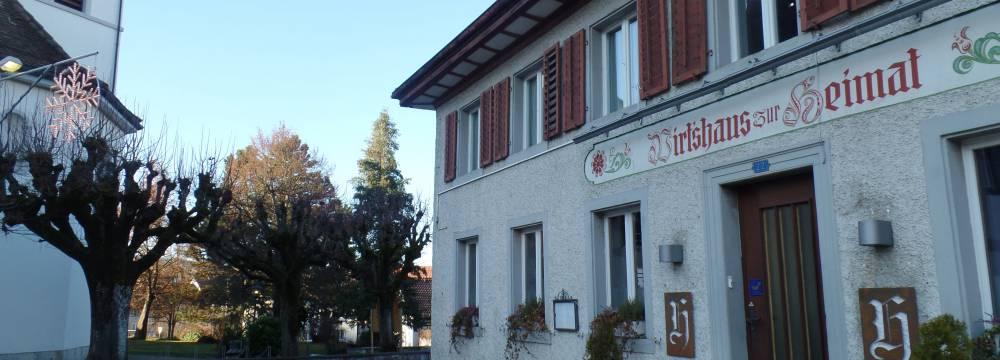 Wirtshaus zur Heimat in Ehrendingen
