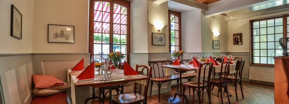 Hotel Restaurant Zunfthaus Zu Metzgern in Thun