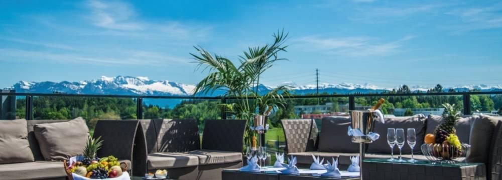Restaurants in Wetzikon: Panorama Restaurant