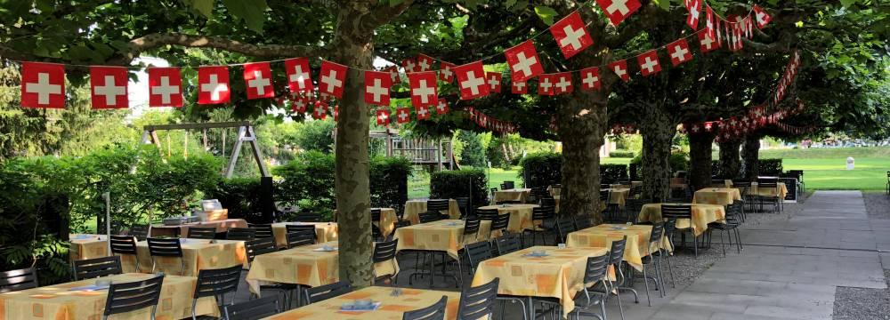 Restaurants in Schinznach Bad: Bad-Stubli