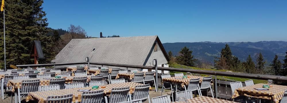 Berggasthaus Montlinger Schwamm in Oberriet