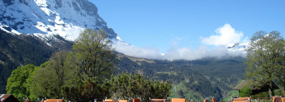 Restaurants in Grindelwald: Hotel Bodmi