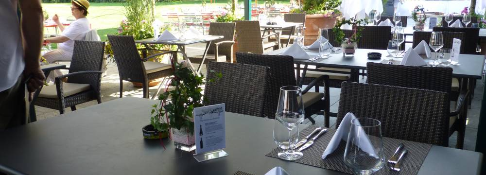Restaurant Botanica in Rafz
