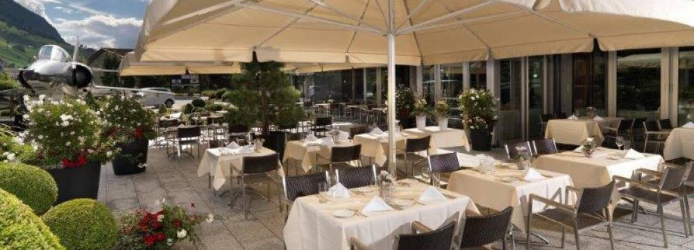 Restaurant Brasserie le Mirage in Stans