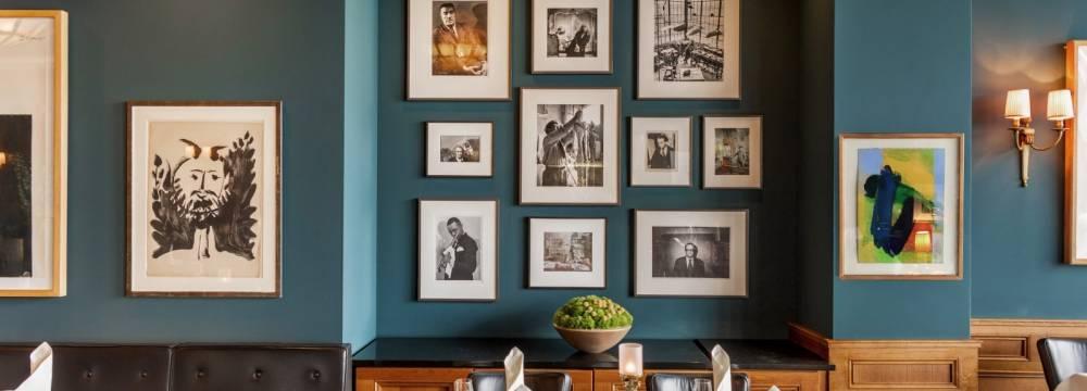 Restaurant Brasserie Les Trois Rois in Basel