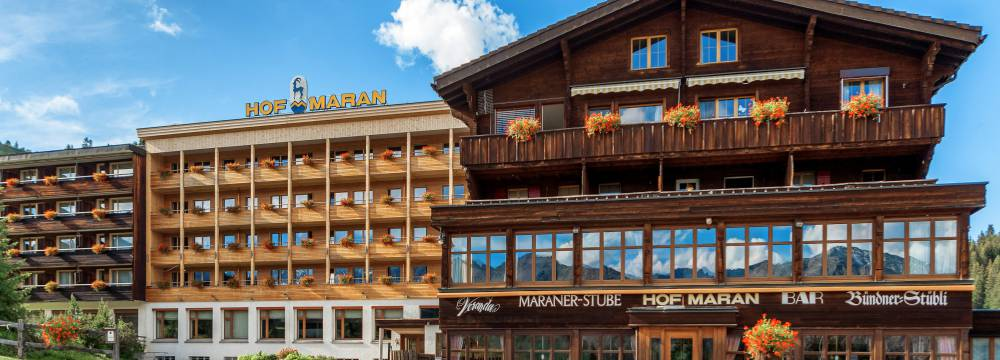 Restaurants in Arosa: Bundner Stubli & Maraner Stube