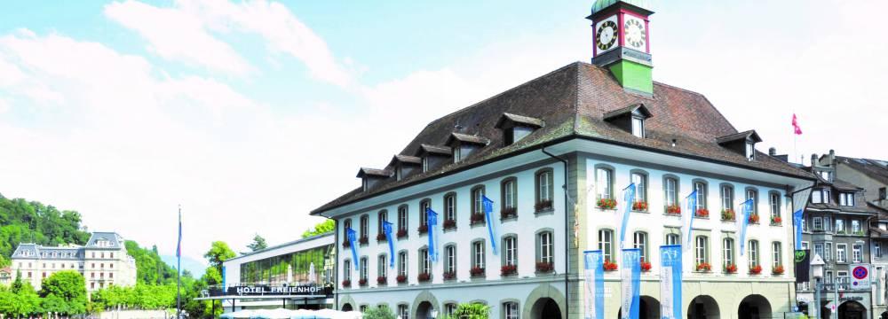 Restaurants in Thun: Restaurant Freienhof