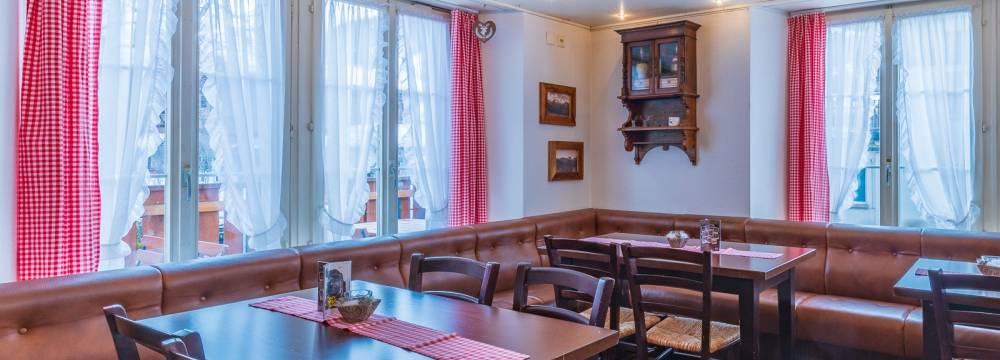 Restaurants in Lenk im Simmental: Hirschen Lounge Bar