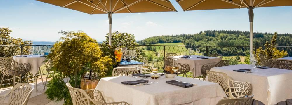 Relais Châteaux Hotel Restaurant Krone in Regensberg