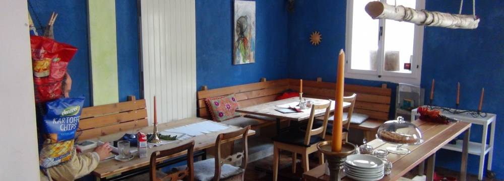 Café zur Einkehr & Mystik in Versam
