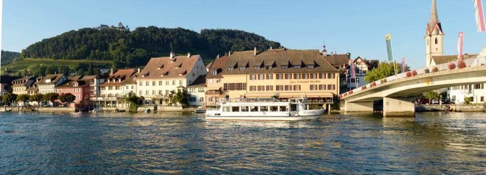 Rheinfels in Stein am Rhein