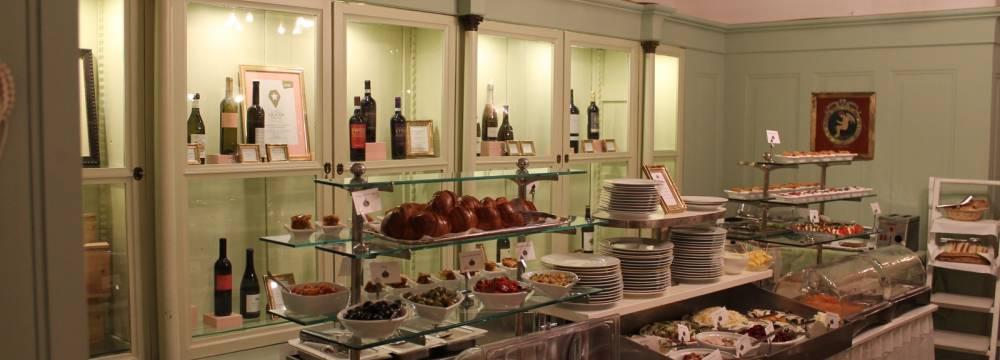 Restaurants in Niedergosgen: Schloss Falkenstein