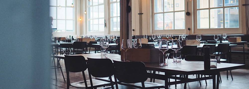 Restaurants in Zürich: SMITH and de LUMA