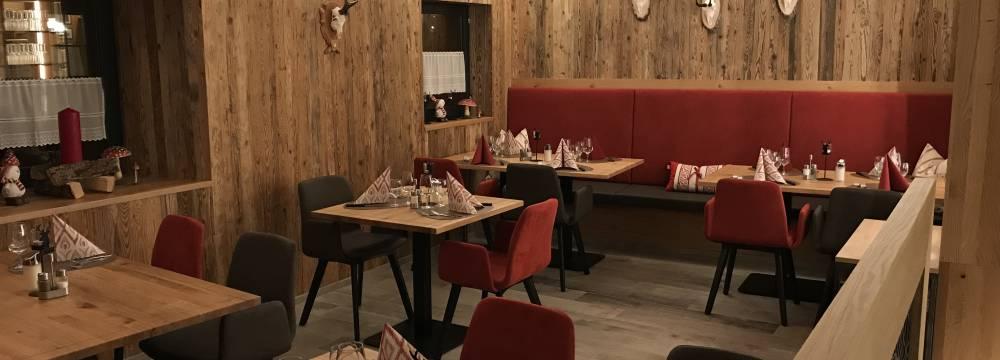 Restaurants in Zernez: Hotel Spöl Restaurant