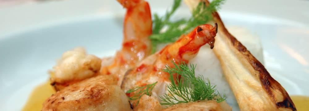 Restaurants in Kandersteg: Restaurant Victoria Ritter