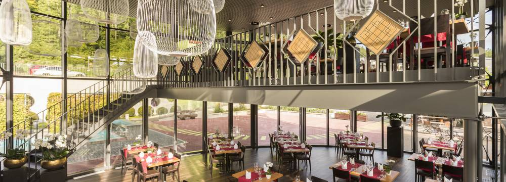 Restaurants in Glattfelden: Thaigarden (Hotel riverside)