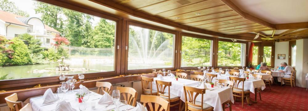 Restaurants in Studen: Tropepflanzen Restaurant Florida