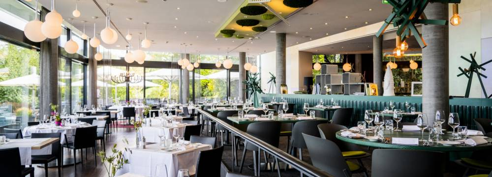 Restaurants in Rueschlikon: Belvoir Restaurant & Grill