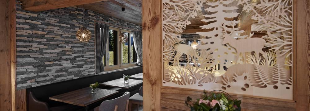 Hotel - Restaurant du Lac Retaud in Les Diablerets