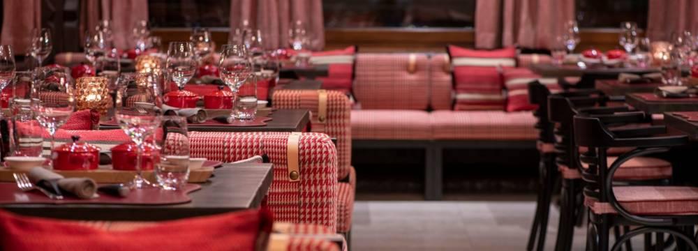 Restaurants in Zermatt: Parkhotel Beau Site Restaurant