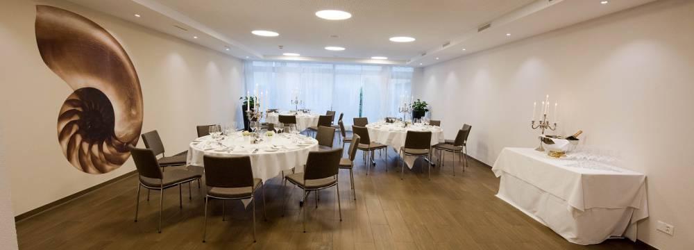 Restaurants in Wildegg: Restaurant Lavande by Hotel Aarehof