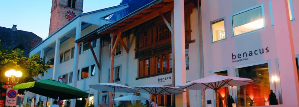 Restaurants in Interlaken: Benacus