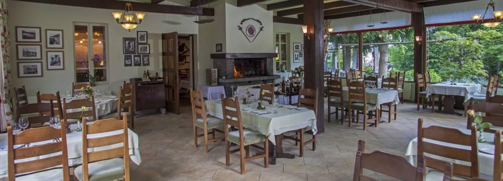 Restaurants in Cademario: Cacciatori