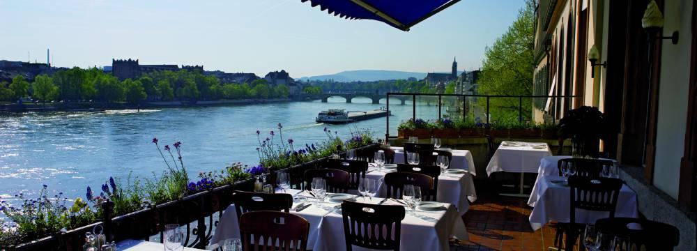 Restaurant Chez Donati in Basel
