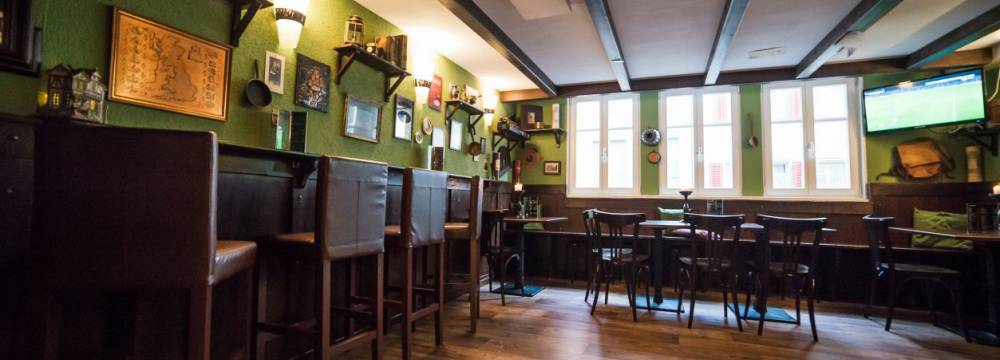 Restaurants in St. Gallen: Gallus Pub