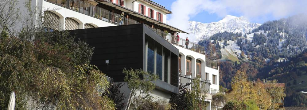 Restaurant Schlossli / Hotel Scesaplana Seewis in Seewis im Prattigau