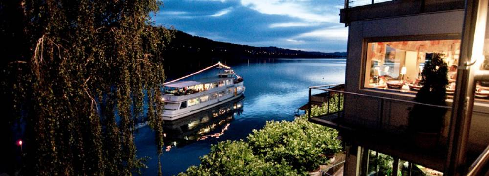 Restaurant Seehotel Delphin in Meisterschwanden