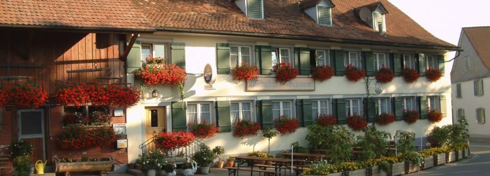 Restaurants in Altnau: Wirtschaft zum Schwanen