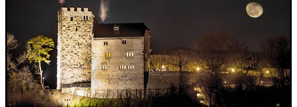 Schlossrestaurant Habsburg in Habsburg