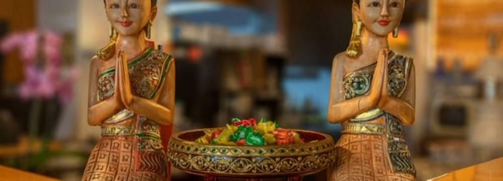 Restaurants in Chur: Thai Restaurant Djaoprayah