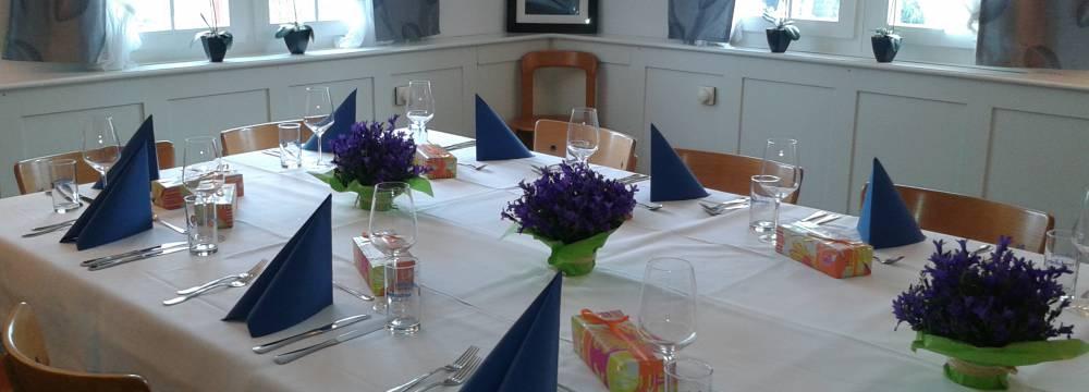 Restaurants in Schaffhausen: Restaurant Alter Emmersberg