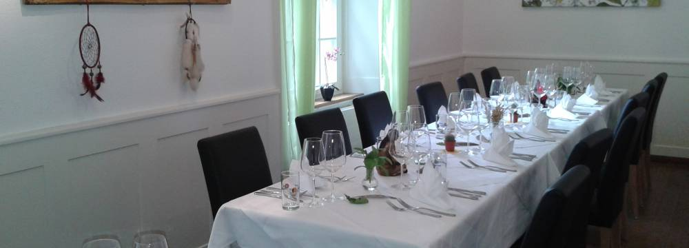 Restaurants in Schaffhausen: Restaurant Alter Emmersberg