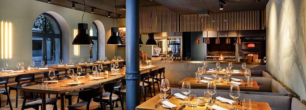 Ampersand Grillrestaurant in Luzern
