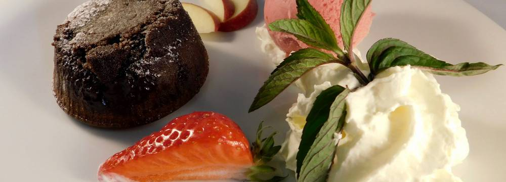 Restaurants in Davos: Dischma Restaurant