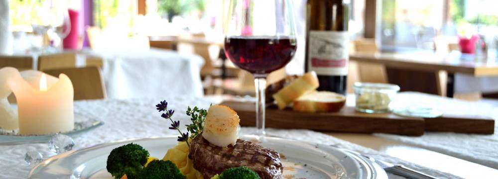 Restaurants in Wengen: Hotel Restaurant Baeren