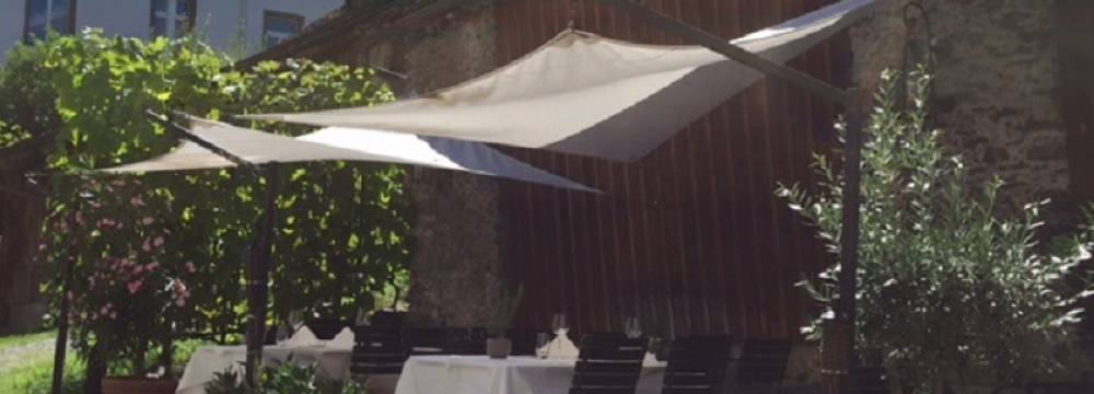 Restaurants in Fläsch: Adler