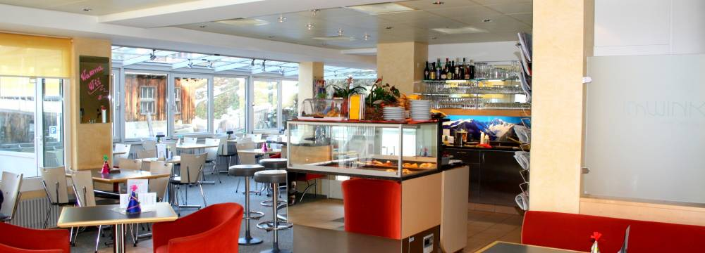Restaurants in Fiesch in Valais: Café-Bäckerei Imwinkelried AG