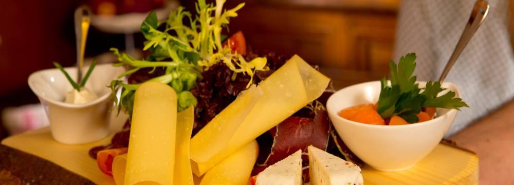 Restaurants in Kandersteg: Belle Epoque Hotel Victoria Ritter