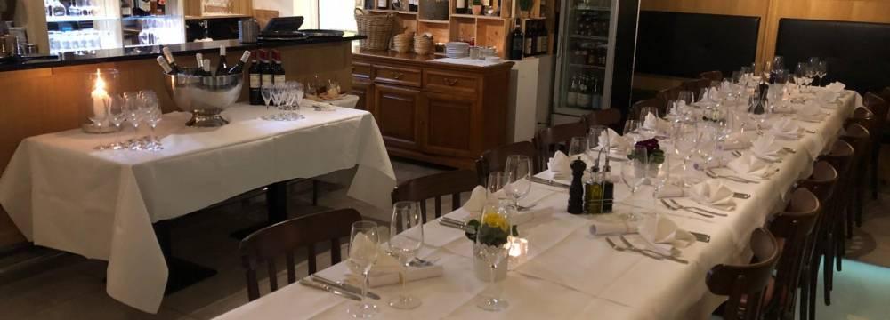 Restaurants in Baden: La Cittadella