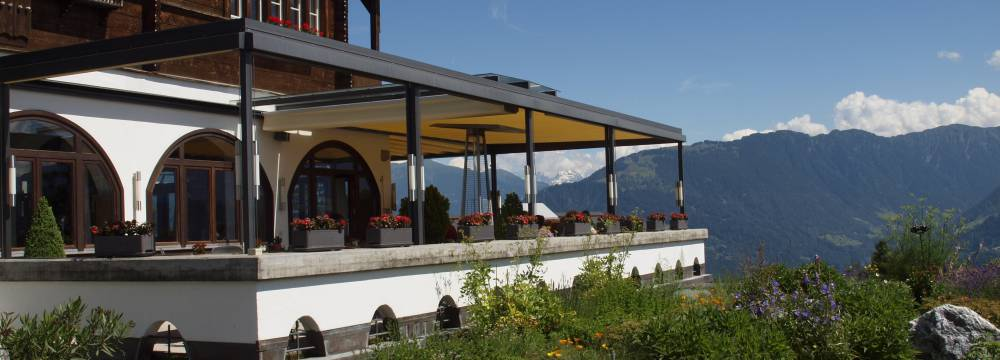 Restaurants in Flims: Fidazerhof