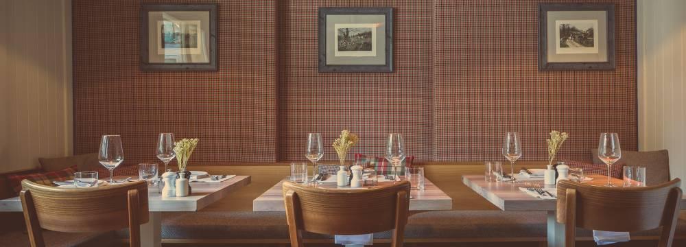 Restaurants in Zermatt: CERVO Puro
