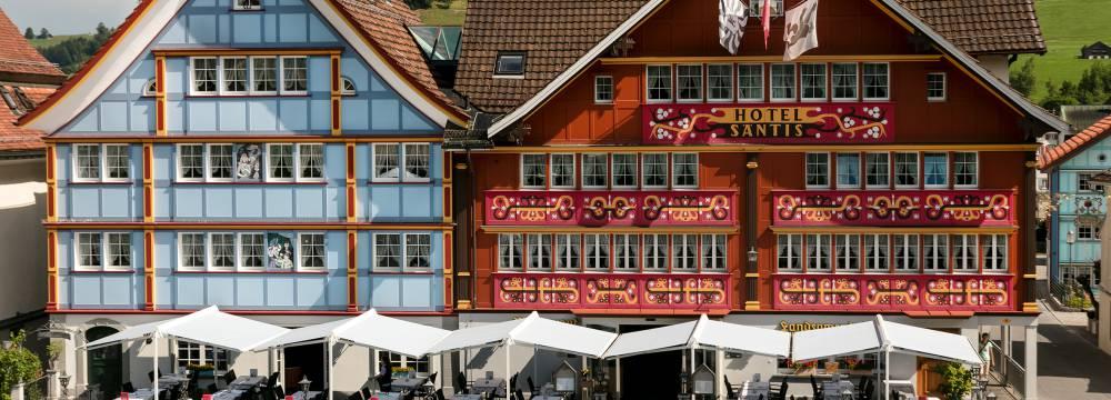 Säntis in Appenzell