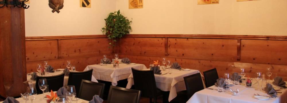Restaurants in Maienfeld: Schloss Brandis