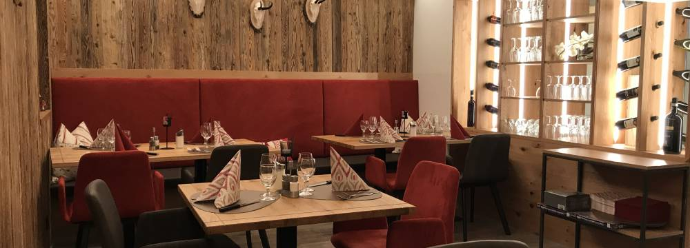 Restaurants in Zernez: Hotel Spöl Restaurant