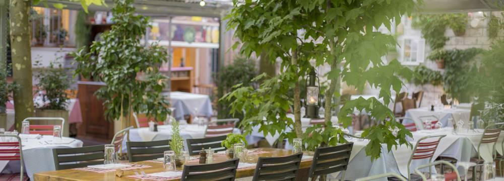 Restaurants in Zürich: Restaurant Tre Fratelli