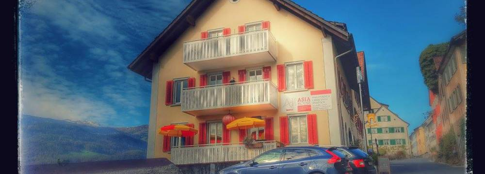 Asiahouse in Sargans